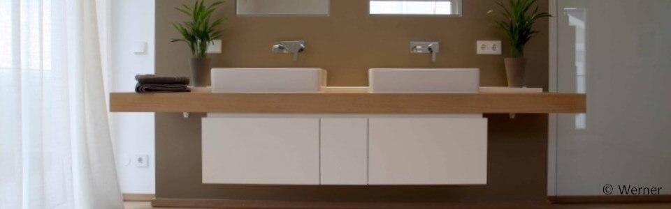 badezimmer in eiche furniert und geoelt tischlerei wolff aus heeslingen. Black Bedroom Furniture Sets. Home Design Ideas